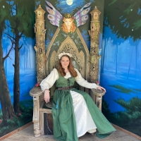 Student Blog: I'm the Queen of the Castle Photo