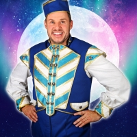 Aaron James Returns To Wolverhampton Grand Pantomime For A Second Year In CINDERELLA