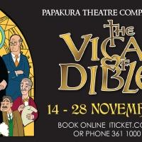 BWW Review: THE VICAR OF DIBLEY at Papakura Theatre Company Photo
