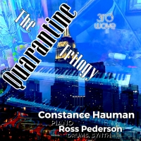 Isotopia Records To Release Constance Hauman's THE QUARANTINE TRILOGY The Third Wave Photo