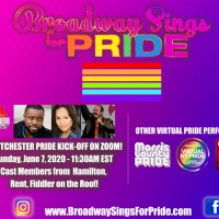 Tamar Greene, Adam B. Shapiro and More to Take Part in Virtual BROADWAY SINGS FOR PRIDE
