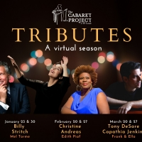 Billy Stritch, Christine Andreas, Capathia Jenkins and Tony DeSare Headline TRIBUTES, The Cabaret Project of St. Louis' Virtual Season Article