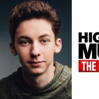 Andrew Barth Feldman Joins HIGH SCHOOL MUSICAL: THE MUSICAL: THE SERIES Season Two Photo