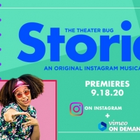 The Theater Bug Presents STORIES_: An Original Instagram Musical Web Series Photo