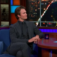 VIDEO: Ansel Elgort Found Out He Was Cast in WEST SIDE STORY From Steven Spielberg