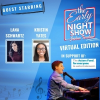 VIDEO:Lana Schwartz And Kristin Yates Join Joshua Turchin's THE EARLY NIGHT SHOW Photo