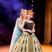BWW Review: FROZEN at Proctors Wraps the Capital Region in a Big Warm Hug. Photo