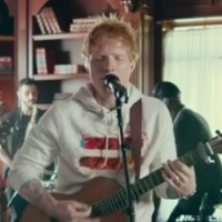 VIDEO: Watch Ed Sheeran's NPR Tiny Desk Concert Photo