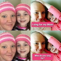 #MeaningfulMonday - Meet Caitlin with The Caitlin Sings Project for Inheritance of Hope Photo