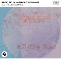 Remix Package Drops For Alok and Felix Jaehn Smash Hit ALL THE LIES Photo