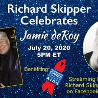 Richard Skipper Celebrates Jamie DeRoy With PART TWO: THE BROADWAY YEARS To Benefit B Photo