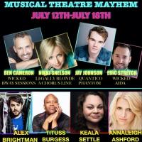 Alex Brightman, Annaleigh Ashford, Tituss Burgess & More Will Take Part in MUSICAL TH Photo