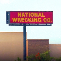 Extreme Metal Band National Wrecking Company Releases Debut Album