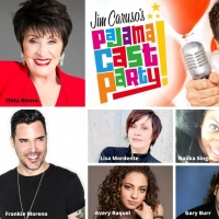 BWW Previews: Chita Rivera and Lisa Lisa Mordente Drop In On JIM CARUSO'S PAJAMA CAST PART Photo