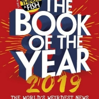 No Such Thing As A Fish's 'THE BOOK OF THE YEAR 2019' Out Now Photo