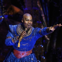 Tickets on Sale Now for ALADDIN in Orlando; Local Michael James Scott to Play Genie Photo