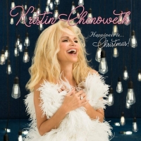 Kristin Chenoweth Releases New 'Happiness Is Christmas' Holiday Album Photo