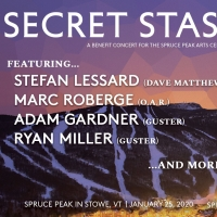 Spruce Peak Performing Arts Presents Stefan Lessard from Dave Matthews Band and His ' Photo