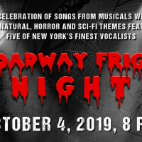 UCPAC Announces BROADWAY FRIGHT NIGHT Photo