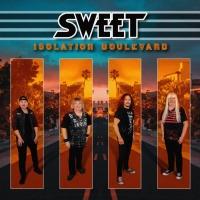 Sweet Release New Album 'Isolation Boulevard' Photo