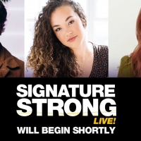 VIDEO: Watch Alex Brightman, Solea Pfeiffer & Teal Wicks on SIGNATURE STRONG LIVE! Photo
