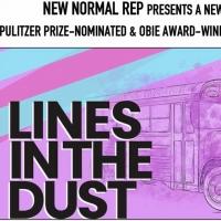 LINES IN THE DUST Starring Jeffrey Bean, Melissa Joyner & Lisa Rosetta Strum to be Pr Photo