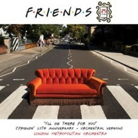 FRIENDS' 'I'll Be There for You' Heads to Abbey Road Photo
