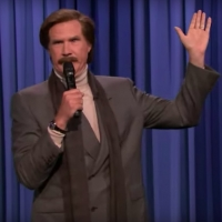 VIDEO: Will Ferrell's Ron Burgundy Takes Over Every Late Night Talk Show