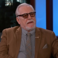 VIDEO: Brian Cox Talks SUCCESSION on JIMMY KIMMEL LIVE! Video