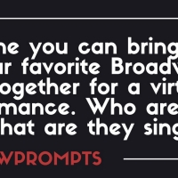 BWW Prompts: Dream Cast Your Perfect Virtual Broadway Performance Photo