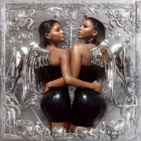 Chloe x Halle Release 'Ungodly Hour' Chrome Edition Photo