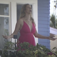 Opera Singer Victoria Robertson Performs Final Porch Concert After 25 Weeks Photo