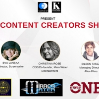 GLOBAL CONTENT CREATORS 2021 Special Virtual Event Featuring All-Female Panel Set For Apri Photo