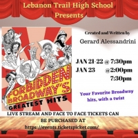 Lebanon Trail High School Presents FORBIDDEN BROADWAY Photo