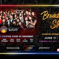 BROADWAY STRIPPED To Live Stream Filipino Stars of Broadway in Celebration of Philipp Photo