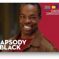 LeLand Gantt Stars in RHAPSODY IN BLACK Presented by The Cincinnati Arts Association Photo