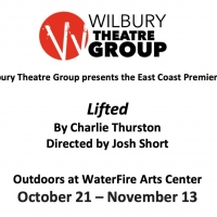 Wilbury Theatre Group to Present LIFTED by Charlie Thurston Photo