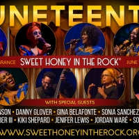 SWEET HONEY IN THE ROCK And Laudable Productions Present JUNETEENTH 2020: A Day Of Remembr Photo