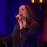 VIDEO: Julia Murney Performs Kander & Ebb's 'But the World Goes Round'