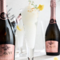 CAVIT COLLECTION WINES-National Prosecco Day on Tuesday 8/13 and a Special Recipe