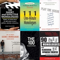 Broadway Books: 10 MORE Monologue Books to Help You Hone Your Acting Chops in Quarant Photo