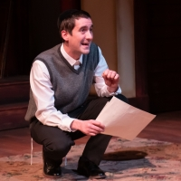 BWW Review: MY NAME IS ASHER LEV Paints Stirring Picture of the Complexities Between Photo