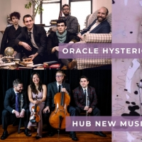 Five Boroughs Music Festival Presents Oracle Hysterical And Hub New Music In Concert- Photo