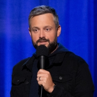 Comedian Nate Bargatze Comes to The North Charleston PAC, September 10 Photo