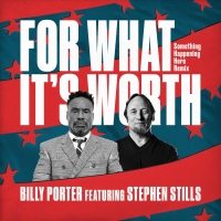 Billy Porter Releases 'For What It's Worth (Something Happening Here Remix)' Featurin Photo