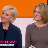 VIDEO: Mika And Ginny Brzezinski Talk About New Book 'Comeback Careers' on TODAY SHOW