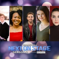 Meet Our NEXT ON STAGE: SEASON 2 High School Top 5! Photo