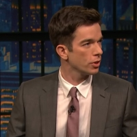 VIDEO: Watch the Best of John Mulaney on LATE NIGHT WITH SETH MEYERS!