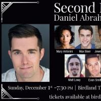 Daniel Abrahamson Returns to Birdland Theatre with SECOND DATE Photo