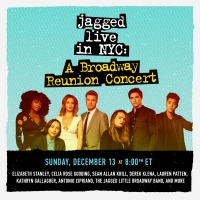 State Theatre New Jersey Presents JAGGED LIVE IN NYC: A BROADWAY REUNION CONCERT Photo